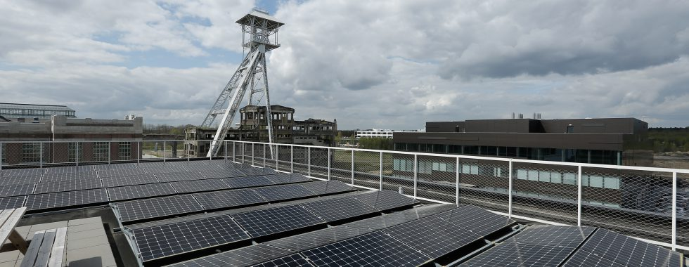 Energyville roof